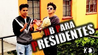 HB Para Presidentes / Harold - Benny / #CandidatosIndependientes