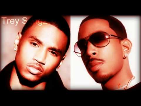 Ludacris Ft. Trey Songz - Sex Room (Official) LYRICS
