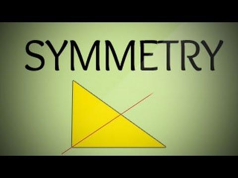 mathematics symmetry reflection and rotation class 7 mathematics