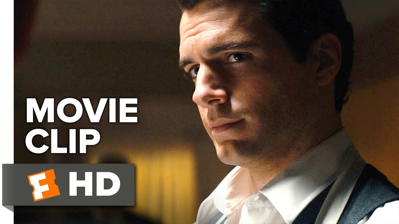 The Man From U N C L E Movie Clip They Were Waiting For Me 2015 Henry Cavill Movie Hd Youtube