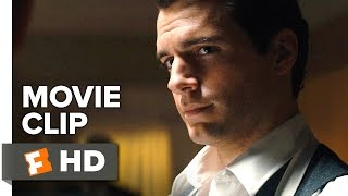 The Man from U.N.C.L.E. Movie CLIP - They Were Waiting For Me (2015) - Henry Cavill Movie HD