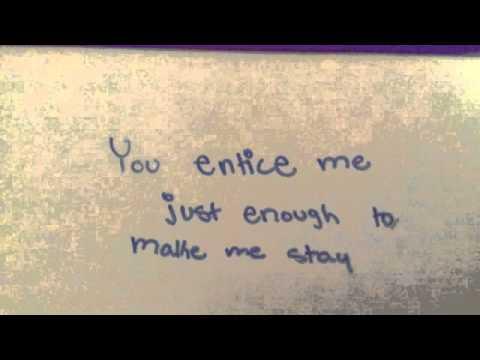 Wicked words lyrics.