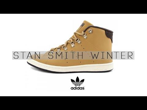 b00702c10b5134 Adidas Stan Smith Winter - SDLR Sneakerclip - YouTube
