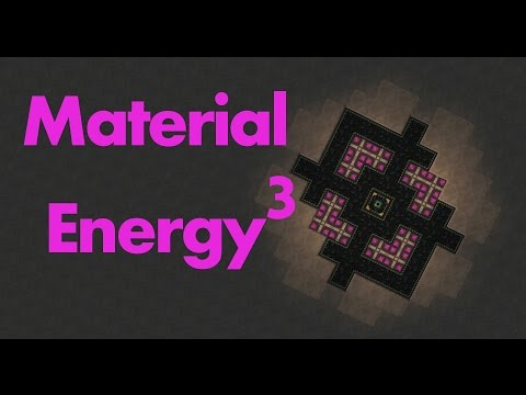 Material Energy Cubed Ep15:  Death and Corruption