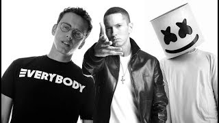 Marshmello ft. Logic, Eminem - Everyday (MASHUP)