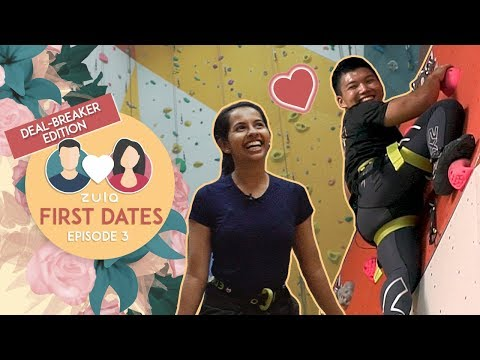 How Important Is Sex In A Relationship? | ZULA First Dates Deal-breakers | EP 3