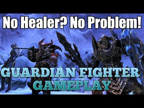 Neverwinter Castle Never GF Gameplay! No Healer No Problem!!