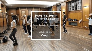 FuNkoLoGy | Classes | Dancing with A Stranger | Choreo by Carlo 20190216 Video