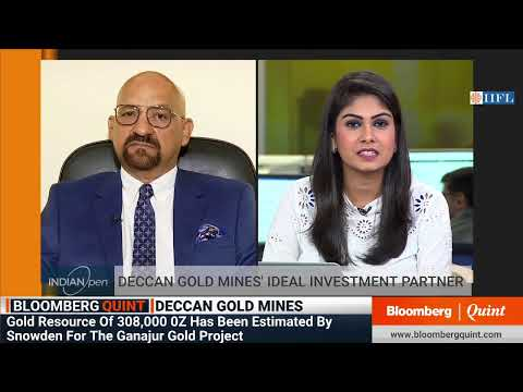 Deccan Gold Mines To Enter Gold Production Late-2020