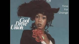 Cool Drive Union ft. Donna Summer - Time For Change 1972. The cover girl is Donna Summer's sister, Linda Gaines. Additional info: ...