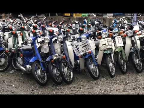 Used Japanese Scooter Motorbike Moto Cross Chopper Moped Exporter Supply From Osaka Japan JDM USDM