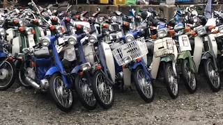 used japanese scooter motorbike moto moped exporter supply's