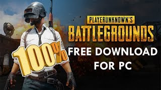 Download Mobile  Playerunknown's Battleground For Pc| Pubg Full Pc Game For Free