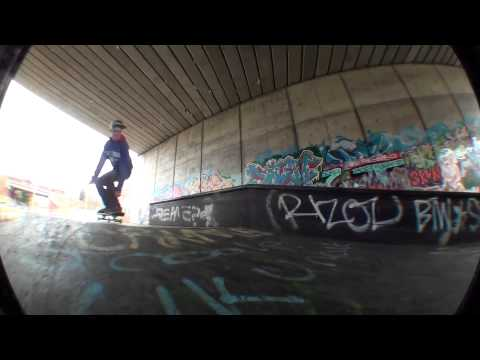 Joey white skate edit 2013-14