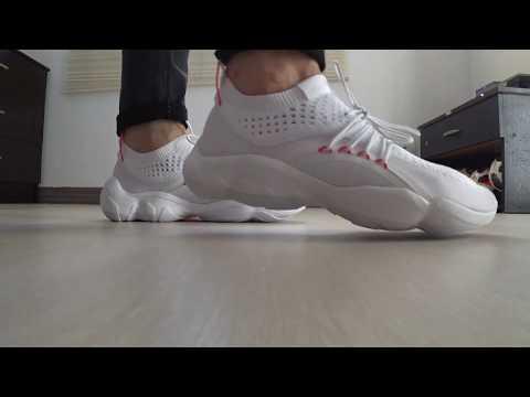 Reebok DMX Fusion M White (Unboxing + On Feet)