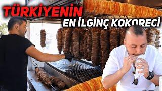 Türkiye'nin En İlginç Kokoreçi | Aydın Sokak Lezzetleri