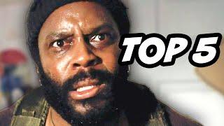 Walking Dead Season 5 Episode 9 - TOP 5 WTF
