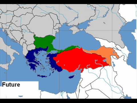 New TURKEY Map REDUCED - YouTube