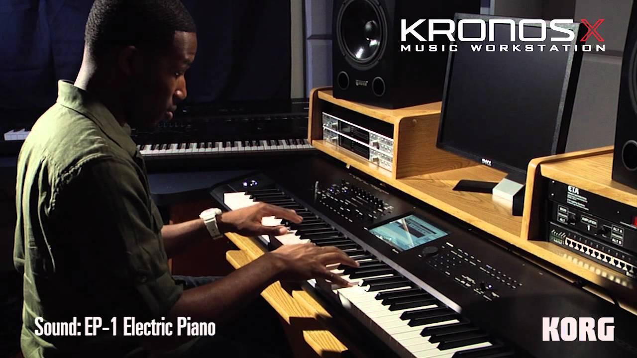 KRONOS X - MUSIC WORKSTATION | KORG (USA)