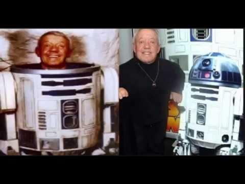 Adios para siempre a Kenny Baker, el R2 D2 original de Star Wars ¡NOOO PORFAVOR!