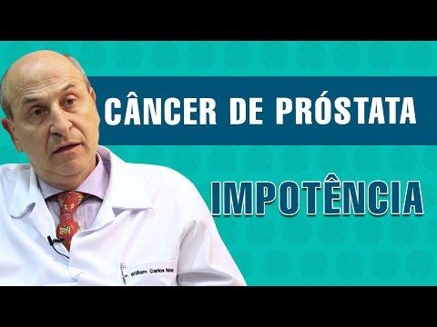 Câncer de próstata e impotência