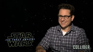 J.J. Abrams Talks 'Star Wars: The Force Awakens' Deleted Scenes and His Love of 'Episode IV'
