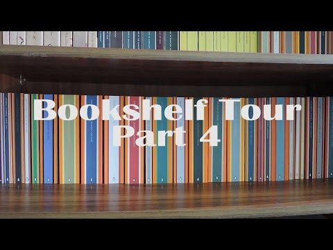 Bookshelf Tour | Part 4