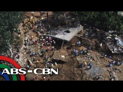 Bandila: Bilang ng mga narekober na bangkay sa Itogon landslide, umakyat na sa 19