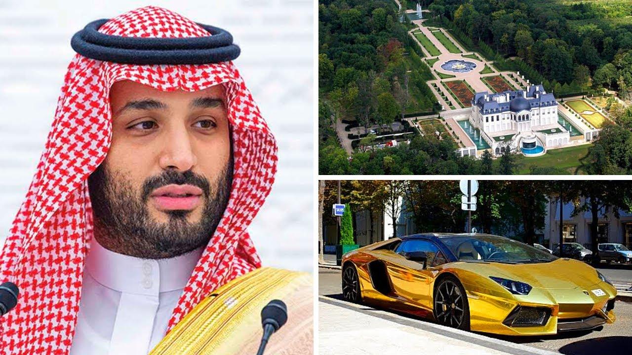 Cómo el Príncipe De Arabia Saudita Gasta Sus Miles De Millones