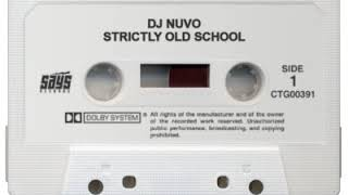 DJ Nuvo - Strictly Old School (80's Miami Bass & Freestyle Mix)