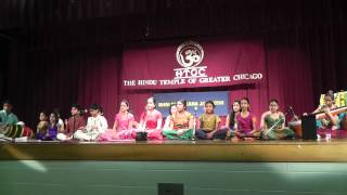Sharada Bhujangam - Shankara Jayanthi 2013 May 11 @ Rama Temple