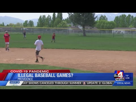 Utah Mayor, Coaches Field Complaints Over Youth Baseball Game