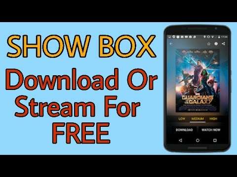 Show Box Best App To Download Latest Movies And Tv Shows