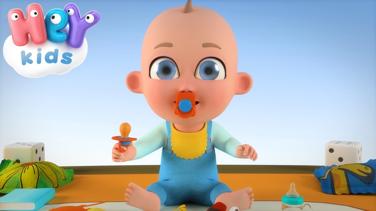 Download My Binky 👶 The Pacifier song + more Nursery Rhymes and Baby Songs by HeyKids