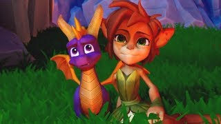 Spyro 3 - All Bosses & Ending (Reignited Trilogy)