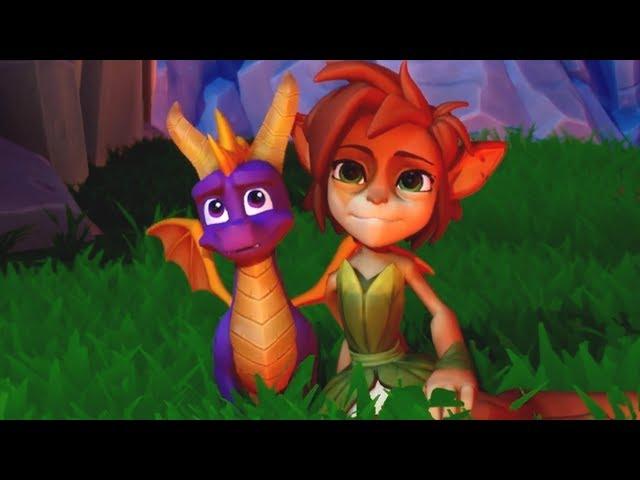Spyro 3 - All Bosses & Ending (Reignited Trilogy)