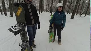 обучение сноуборду и горным лыжам в Казани XFREEDOM ______YDXJ1076
