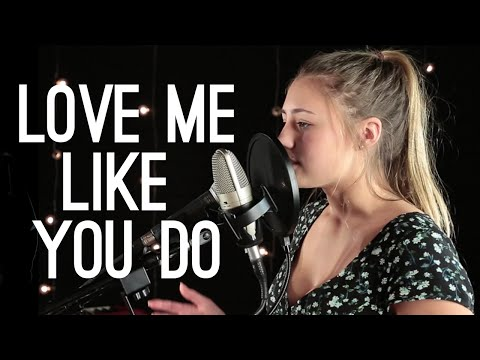 Love Me Like You Do Ellie Goulding - Lia Marie Johnson Cover