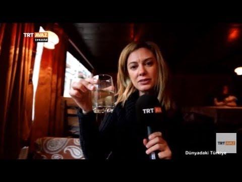 Azerbaycan'da Bir Restoranda Yemek Yedik - Dünyadaki Türkiye - TRT Avaz