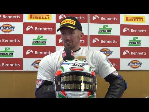 2018 Dickies British Supersport champion - Jack Kennedy