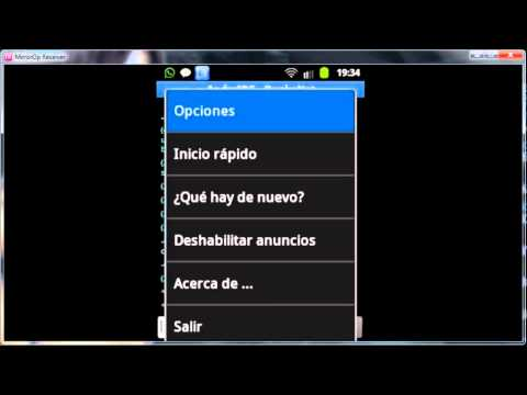 Tutorial Conectar A Chat Irc A Través Del Movil O Celular  (Andro IRC)
