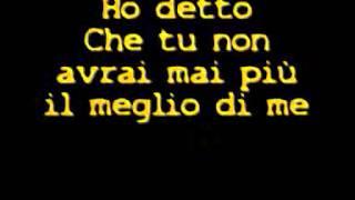 Christina Aguilera - Best Of Me TRADUZIONE