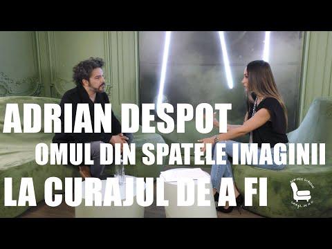 Adrian Despot Omul din spatele imaginii