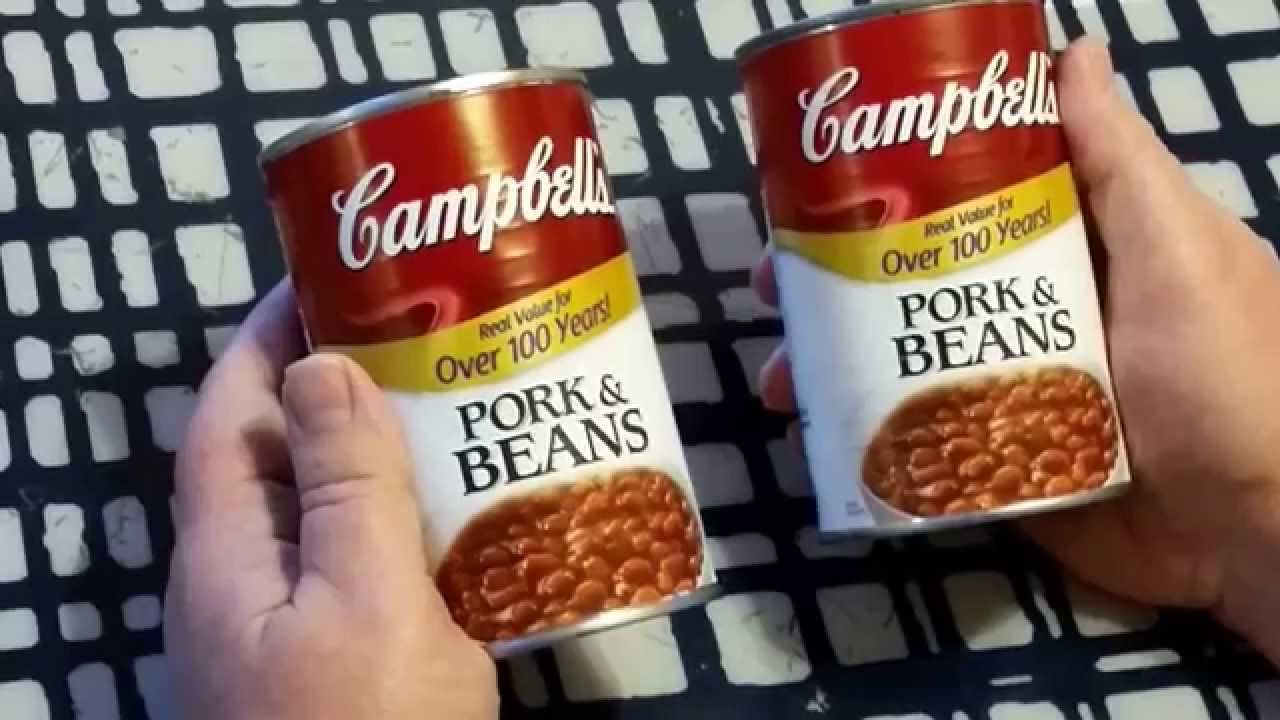 how to open can without can opener youtube