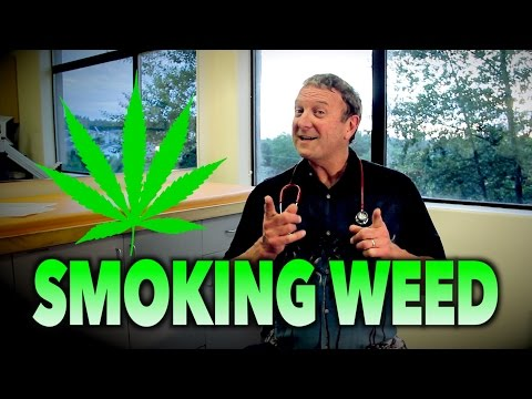 SMOKING WEED & LEGALIZING IT: My Opinion | Dr. Paul