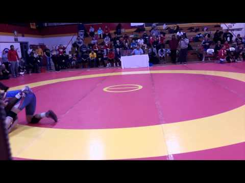 2015 Guelph Open: 61 kg Dylan Williams vs. Dan Mitcheff