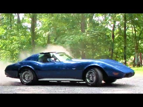Corvette C3 Road Test & Review by Drivin' Ivan