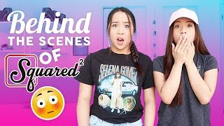 Behind the Scenes of Squared (Bloopers and Outtakes)   The Caleon Twins