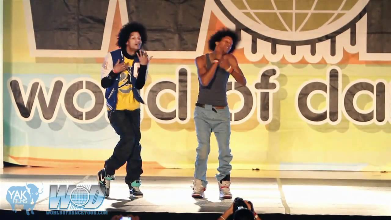 Download LES TWINS  WORLD OF DANCE  YAK FILMS  WOD SAN DIEGO 2010  NEW STYLE FRANCE HIP HOP DANCING