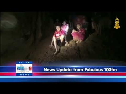 News latest from Thailand - 3rd July 2018